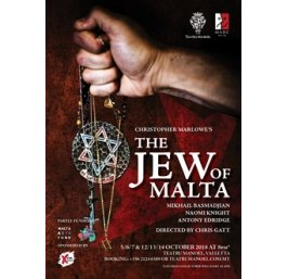 The Jew Of Malta malta, drama malta, theatre malta, panto malta, malta amateur dramatics club malta