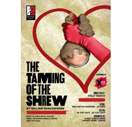 The Taming of The Shrew - Booking Now Open malta, drama malta, theatre malta, panto malta, malta amateur dramatics club malta
