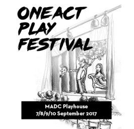 One Act Play Festival 2017 - BOOKING OPEN malta, drama malta, theatre malta, panto malta, malta amateur dramatics club malta